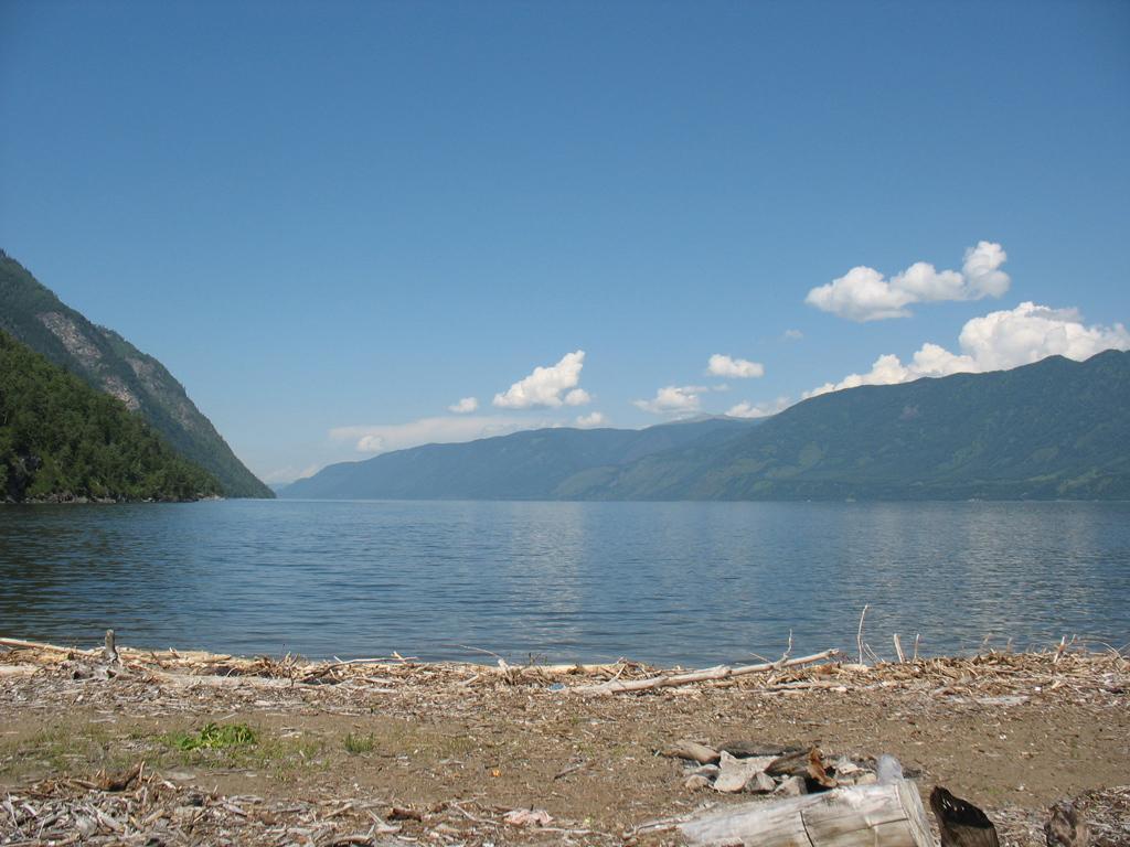 Телецкое озеро во всей красе